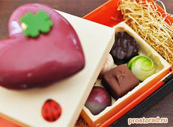 Где заказать новогодние сладкие подарки